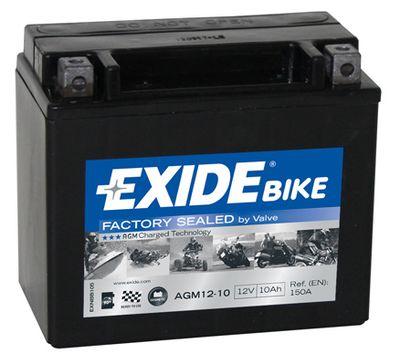 EXIDE AGM12-10
