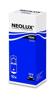 NEOLUX® Gloeilamp, kentekenplaatverlichting (N434)