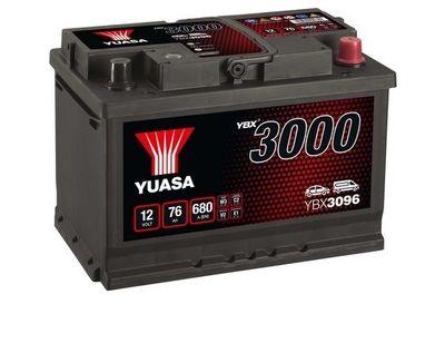 YUASA Accu / Batterij YBX3000 SMF Batteries (YBX3096)