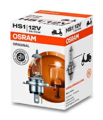 OSRAM Gloeilamp, koplamp ORIGINAL MOTORCYCLE (64185)