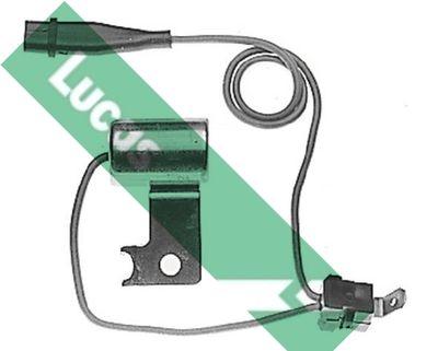 LUCAS Condensator, ontstekingssysteem Lucas (DCB427C)