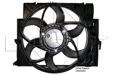 NRF Koelventilatorwiel (47210)