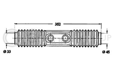 OCAP Stuurhoes, besturing (1211248)