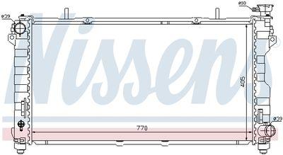 NISSENS 61004