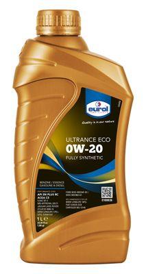 EUROL Motorolie Eurol Ultrance ECO 0W-20 (E100036-1L)