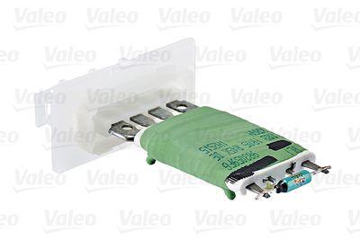 VALEO Weerstand, interieurventilator (515074)