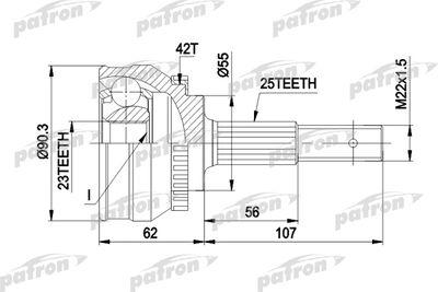 PATRON PCV1275