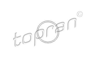 TOPRAN Pakking, waterpomp (202 290)