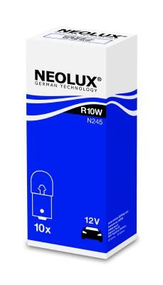 NEOLUX® Gloeilamp, kentekenplaatverlichting (N245)