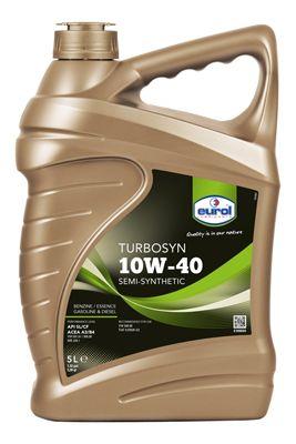 EUROL Motorolie Eurol Turbosyn 10W-40 (E100094-5L)
