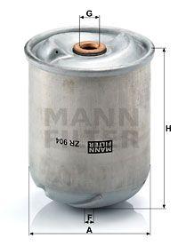 MANN-FILTER Oliefilter (ZR 904 x)