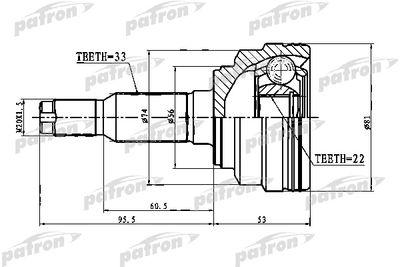 PATRON PCV1776