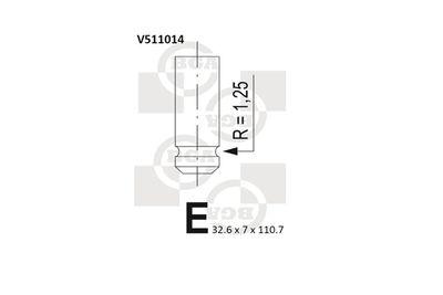 BGA V511014