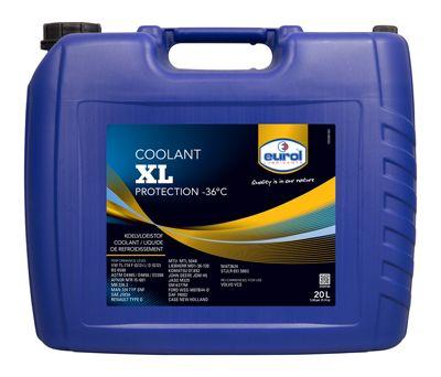 EUROL Anti-vries/koelvloeistof Eurol Coolant XL -36°C (E504140-20L NAT)