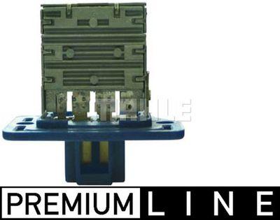 MAHLE Weerstand, interieurventilator BEHR *** PREMIUM LINE *** (ABR 50 000P)