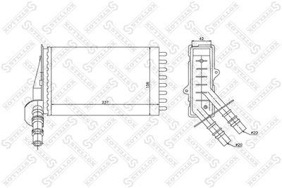 STELLOX 10-35043-SX