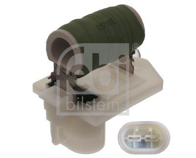 FEBI BILSTEIN Weerstand, interieurventilator febi Plus (100494)