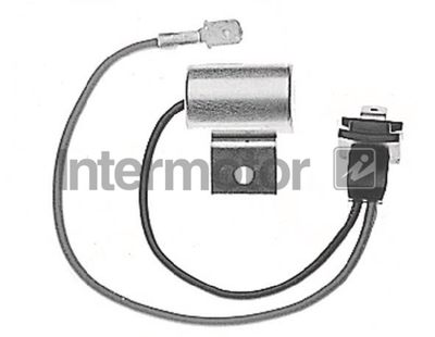 INTERMOTOR Condensator, ontstekingssysteem Intermotor (34260)