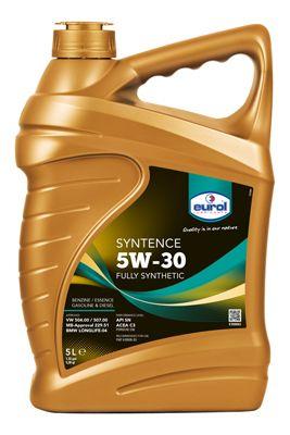 EUROL Motorolie Eurol Syntence 5W-30 (E100062-5L)