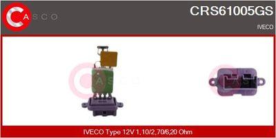 CASCO Weerstand, interieurventilator (CRS61005GS)