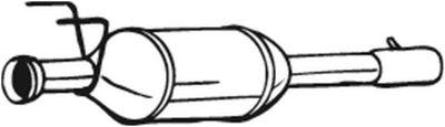 BOSAL Roetfilter, uitlaatinstallatie (097-240)