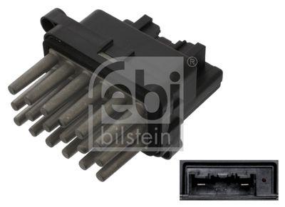 FEBI BILSTEIN Weerstand, interieurventilator febi Plus (38645)