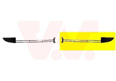 VAN WEZEL Radiateurgrille (3010505)