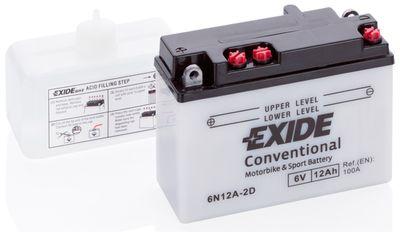 EXIDE 6N12A-2D