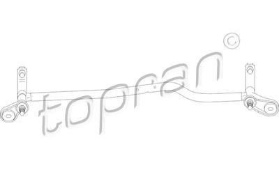 TOPRAN Ruitenwisserstangen (110 697)