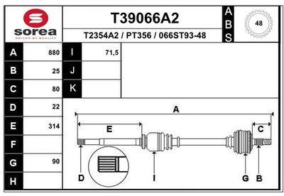 EAI T39066A2