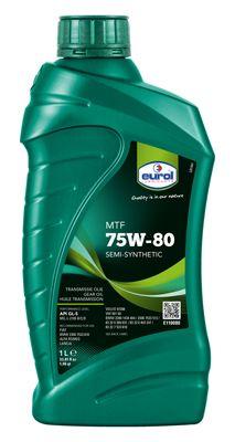 EUROL Versnellingsbakolie Eurol MTF 75W-80 GL5 (E110080-1L)