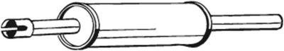 BOSAL Middendemper (233-701)