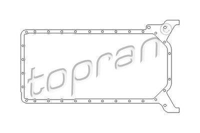 TOPRAN Pakking, Carter (401 220)