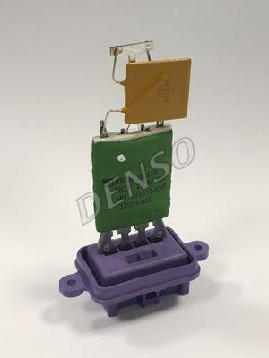 DENSO Weerstand, interieurventilator (DRS12101)