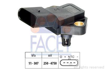 датчик за налягането на въздуха, регулиране на височината