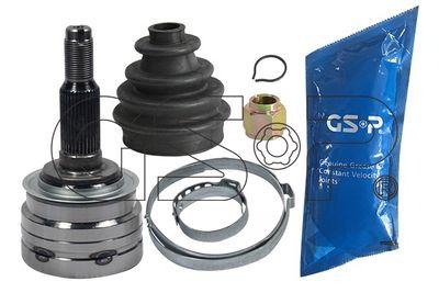 GSP Homokineet reparatie set, aandrijfas (812001)