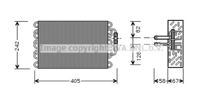 AVA QUALITY COOLING MSV008
