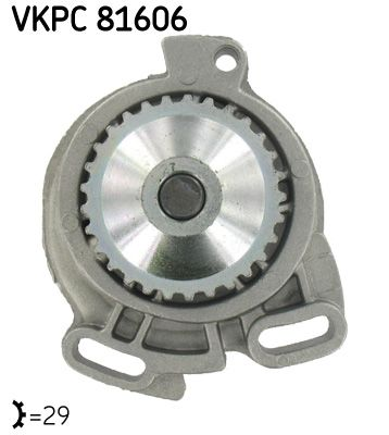 SKF Waterpomp (VKPC 81606)