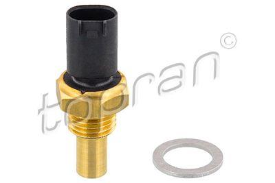 TOPRAN Sensor, brandstoftemperatuur (401 498)