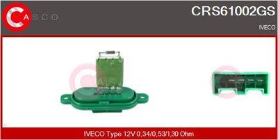 CASCO Weerstand, interieurventilator (CRS61002GS)