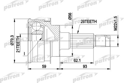 PATRON PCV1137