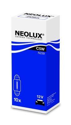 NEOLUX® Gloeilamp, kentekenplaatverlichting (N239)