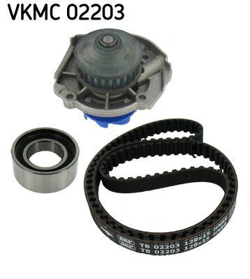 SKF Waterpomp + distributieriem set (VKMC 02203)