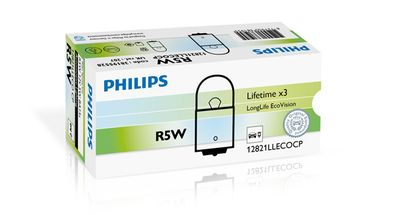 PHILIPS Gloeilamp LongLife EcoVision (12821LLECOCP)