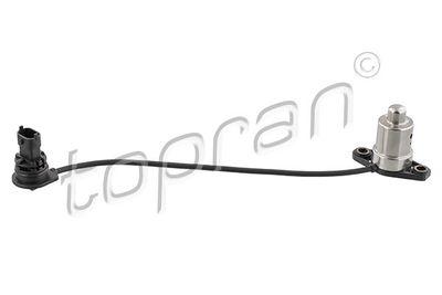 TOPRAN Sensor, motoroliepeil (208 889)