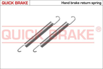QUICK BRAKE 105-0480