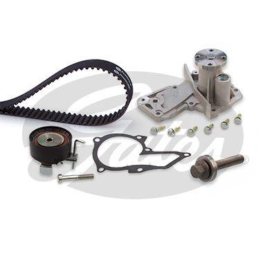 GATES Waterpomp + distributieriem set PowerGrip® (KP25669XS)