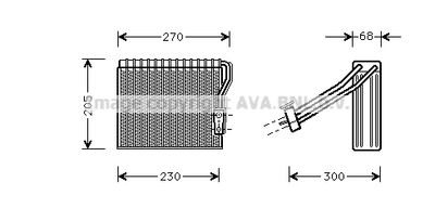 AVA QUALITY COOLING MSV051