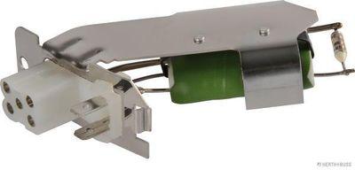 HERTH+BUSS ELPARTS Weerstand, interieurventilator (75614936)