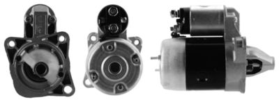 LUCAS Startmotor / Starter (LRS01150)